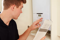 treat a service like an investment to maintain your boiler